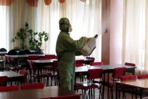 ДЕЗИНФЕКЦИЯ ТОЧЕК ОБЩЕПИТА В Челябинске