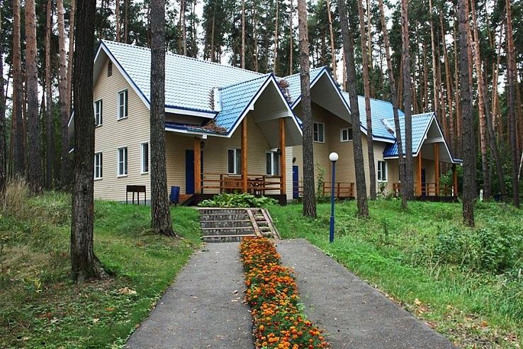 Пансионаты и дома отдыха в Челябинске